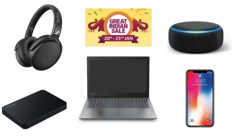 Top deals from the Amazon Great Indian sale