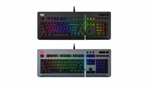 CES 2019: Thermaltake Gaming launches the New Level 20 RGB Mechanical Gaming Keyboard
