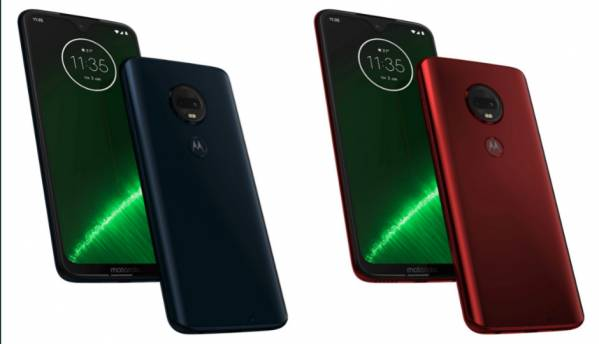 Moto G7 renders leaked again, prices start at 149 Euros (approx Rs 12000)