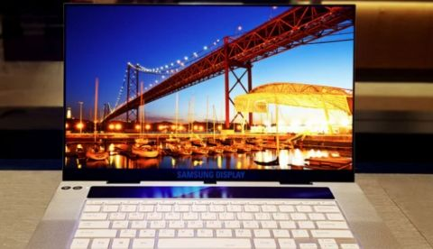 Samsung Display launches UHD OLED display for premium laptops