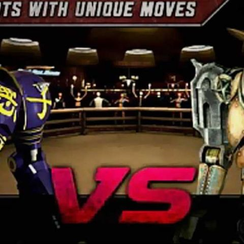 Jump Games releases Real Steel fighting game for Android and iOS