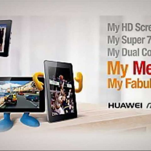 Huawei to launch its MediaPad tablet in India next month