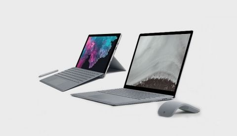 Microsoft Surface Pro 6, Surface Laptop 2 quietly launched in India