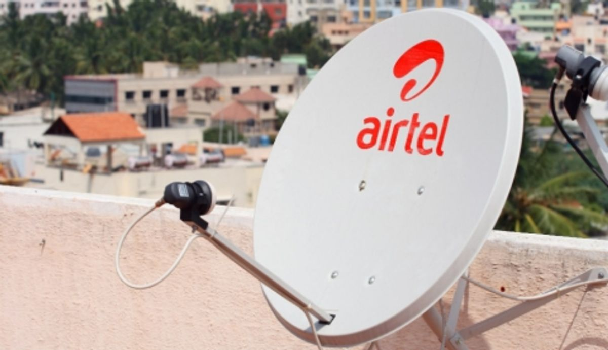 Airtel Digital TV users can subscribe to channels under