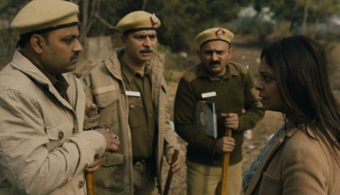 Police-procedural thriller, Delhi Crime to premier on Netflix in March