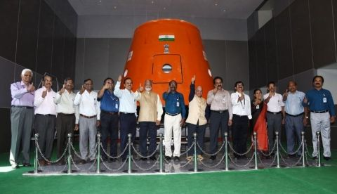 ISRO inaugurates Human Space Flight Centre
