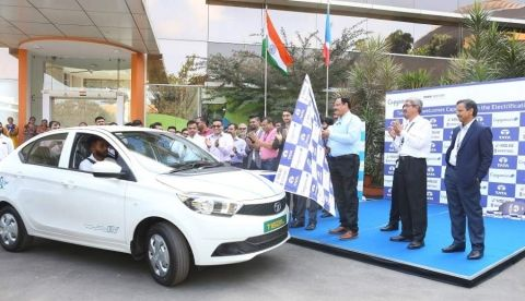 Tata Motors to supply Tigor EVs to Capgemini India