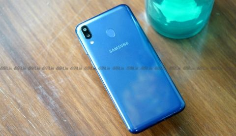 Samsung Galaxy M20 introduces ultra-wide angle camera in the