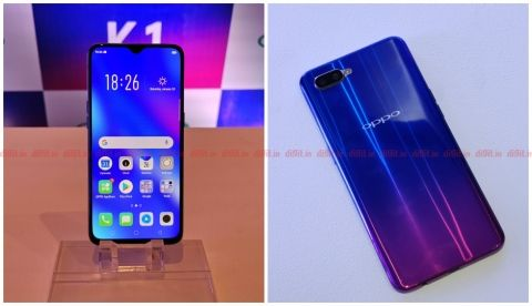 Oppo K1 with Snapdragon 660, in-display fingerprint sensor launched in India: Price, launch offers and all you need to know