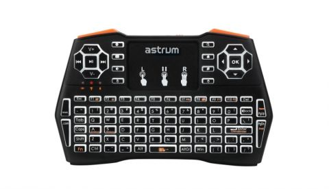 Astrum KW360 Wireless Smart Keyboard for Smart TVs launched at Rs 1,999