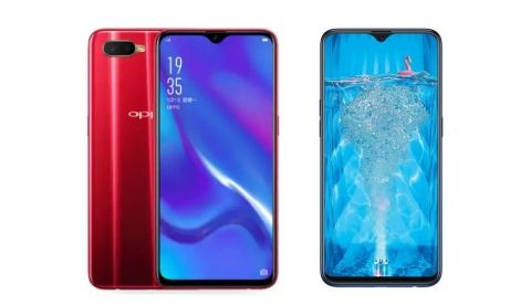 Specs comparison: Oppo K1 vs Oppo F9 Pro | Digit