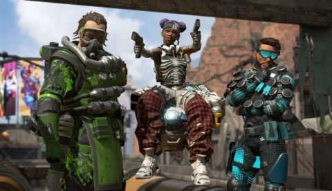 """Apex Legends' latest update crashing on PS4 due to Lifeline's glitchy """"Pick Me Up"""" banner"""