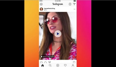 Instagram launches IGTV Previews in Feed in hopes of getting users interested