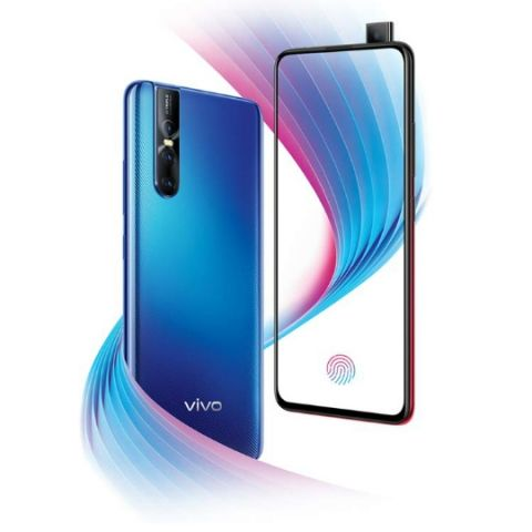Vivo V15 Pro teased on Amazon with 48MP rear camera, 32MP pop-up front camera and in-display fingerprint sensor