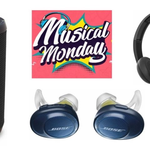 Flipkart Musical Monday: Offers on JBL, Skullcandy, Bose and more