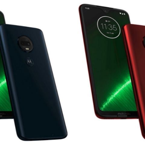 Moto G7 to be unveiled on March 25