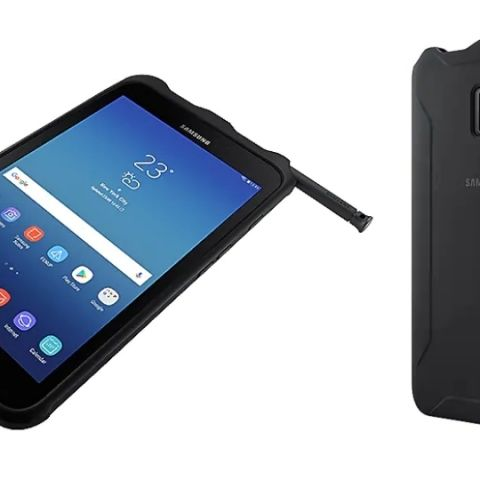 Samsung Galaxy Tab Active2 with S-Pen support launched in India at Rs 50,990