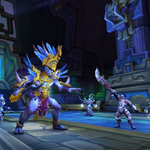AMD CPUs get 35% faster in World of Warcraft after update
