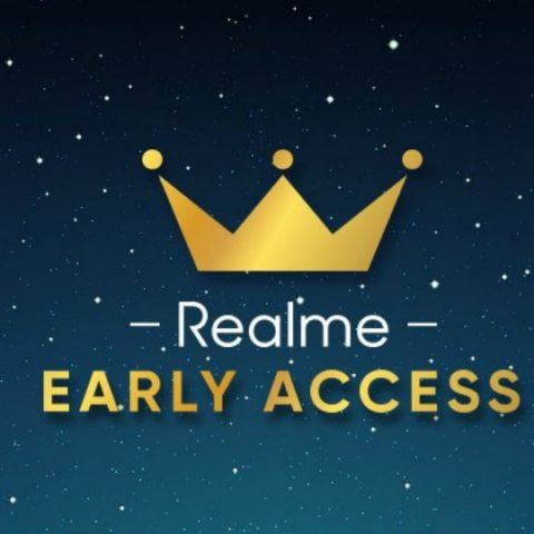 Realme Early Access Program promises to offer new product experience, latest information and more