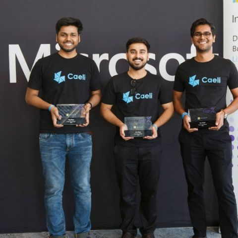 Team Caeli from India bags top spot at 2019 Microsoft Imagine Cup Asia Regional Finals