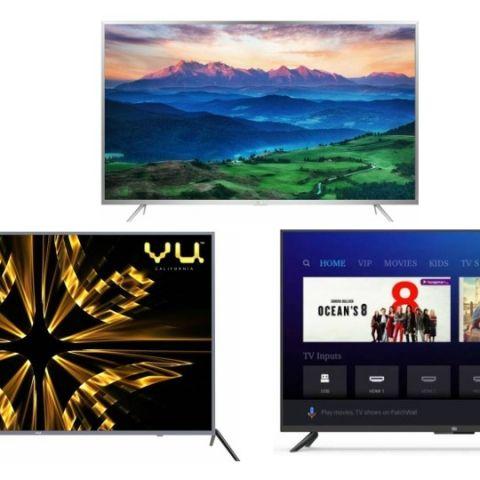 Flipkart TV days: Offers on LG, Vu, Mi and more