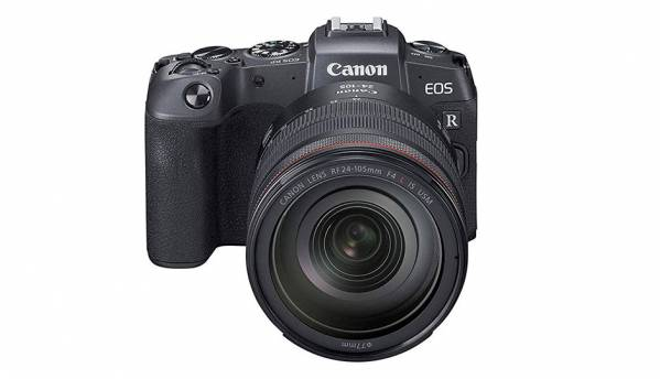 Canon launches EOS RP full frame mirrorless camera along with 7 new lenses