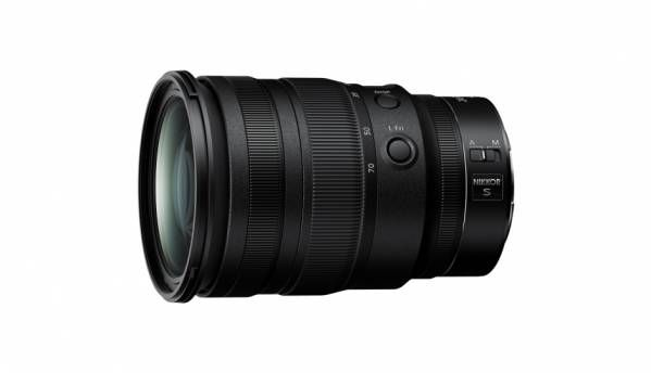 Nikon launches NIKKOR Z lens with 24-70mm focal length, f/2.8 aperture