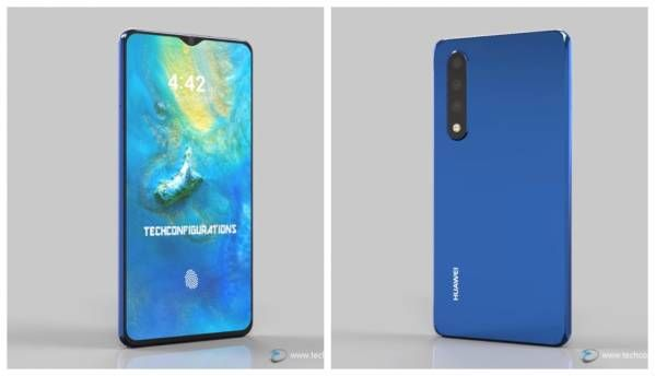 Huawei P30 Pro spotted on AnTuTu website confirming leaked specs