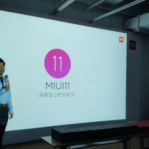 MIUI 11 ROM may be rolled out for about 38 Xiaomi phones