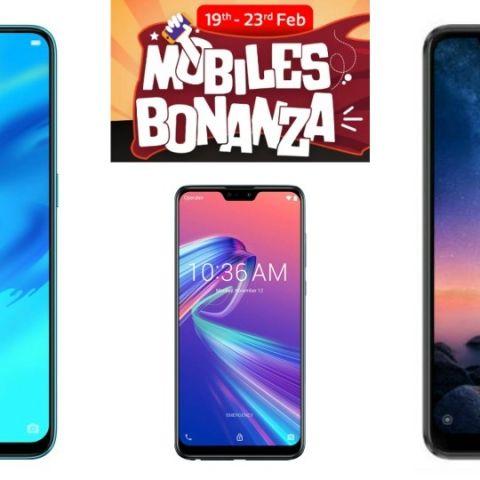 860d70de6 Flipkart Mobiles Bonanza sale  Discounts on RealMe 2 Pro
