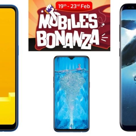 Flipkart Mobiles Bonanza sale: Offers on RealMe C1, Honor 9N and more