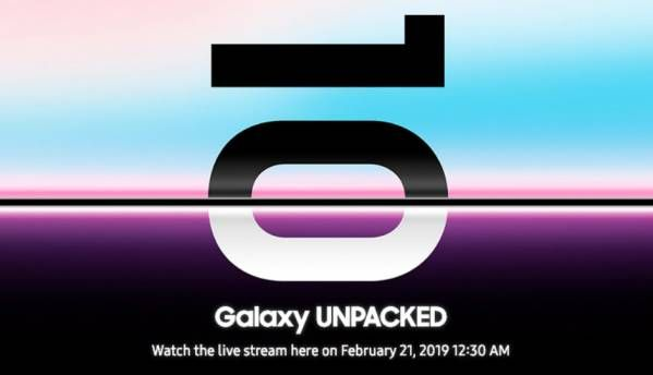 Samsung Galaxy S10 trio to be previewed in 8 Indian cities on February 21