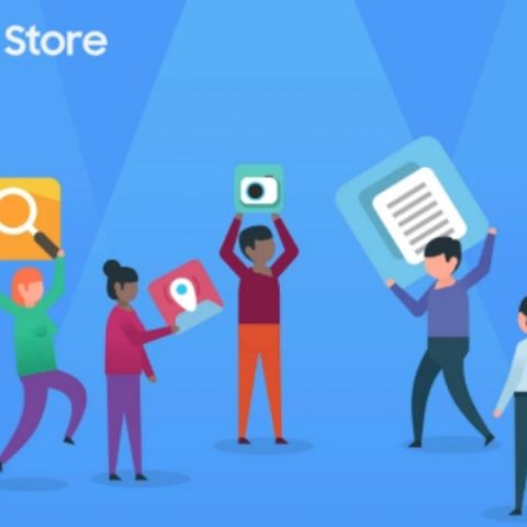 Samsung rebrands Galaxy Apps to Galaxy Store, gives it One UI redesign