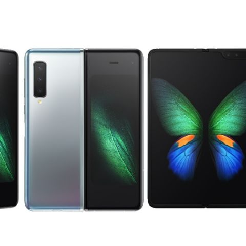 Samsung unfolds Galaxy Fold with two displays, six cameras and app optimisations