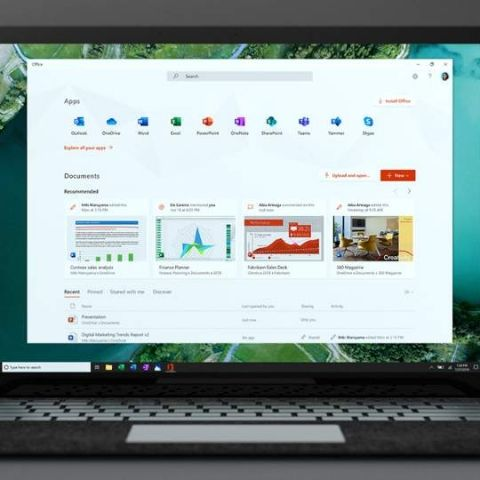 New Microsoft Office app for Windows 10 launched