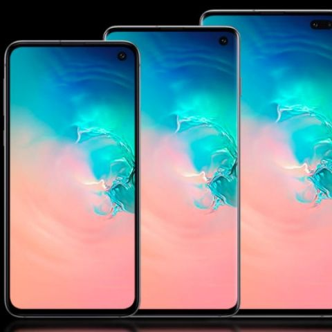 Samsung Galaxy S10e vs Galaxy S10 vs Galaxy S10+ : What's the difference?