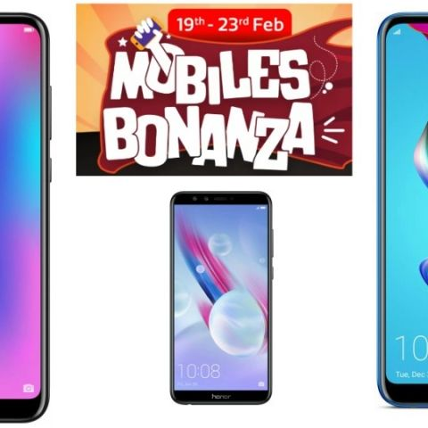 Flipkart Mobiles Bonanza: Top deals on Honor smartphones