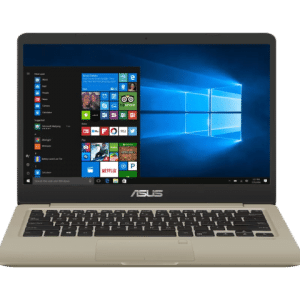 Asus VivoBook S14 Core i5 8th Gen - (8 GB/1 TB HDD/256 GB SSD/Windows 10 Home) S410UA-EB409T Thin and Light Laptop (14 inch)