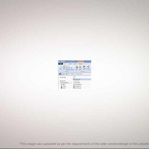 Windows 8 Explorer gets the Ribbon treatment