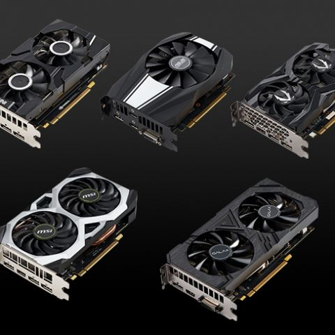 Nvidia GeForce GTX 1660Ti without RTX cores launched starting at Rs 25500
