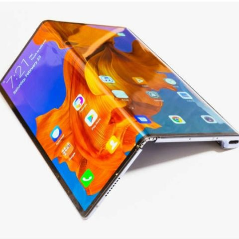 Huawei wants to launch foldable phone under 1000 euros