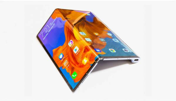 Huawei Mate X foldable smartphone to launch in India later this year