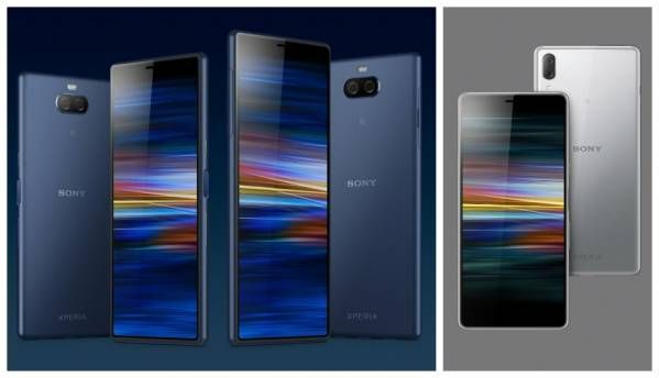 Sony Xperia 10, Xperia 10 Plus mid-rangers with 21:9 display, Xperia L3 with 18:9 display launched at MWC 2019
