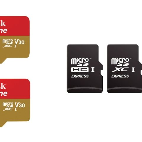 MWC 2019: SanDisk Extreme 1TB UHS-I microSD card, microSD Express format with faster data speeds announced