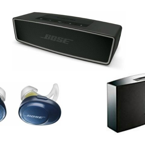 Amazon Bose Week: Offers on Bose SoundSport, Soundlink Mini II and more