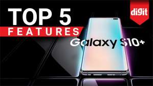 Samsung Galaxy S10 Plus   Unboxing & Top 5 Features   Digit.in