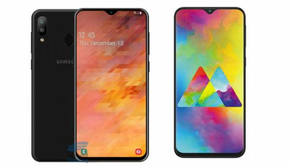 Specs comparison: Samsung Galaxy M30 vs Galaxy M20