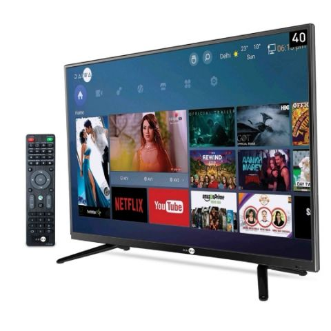 Daiwa D42E50S 40-inch LED TV with Android 5.1 launched in India at Rs 18,990