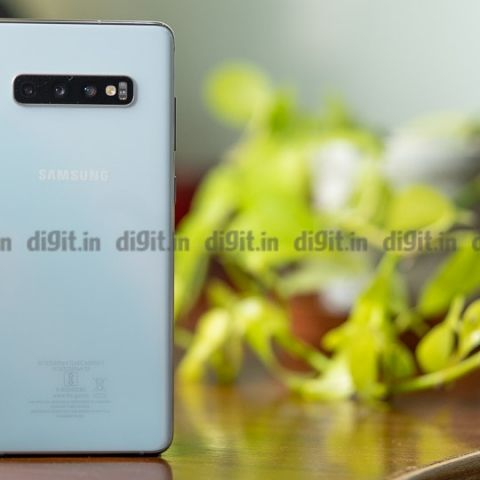 Samsung Galaxy S10+ now receiving first software update | Digit