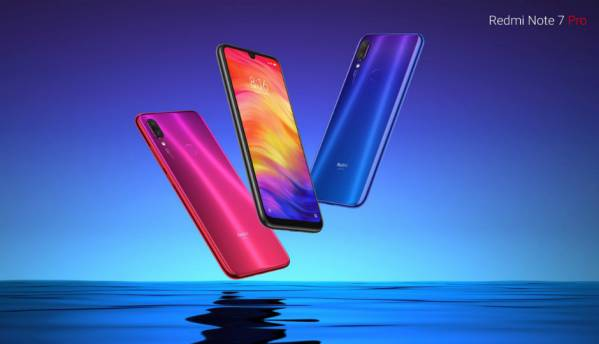 Redmi Note 7 Pro with 48MP camera launched in India alongside Redmi Note 7: Price, Specs, and all you need to know